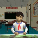 Alex and Classroom
