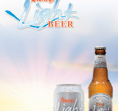 Stoney's Light price card