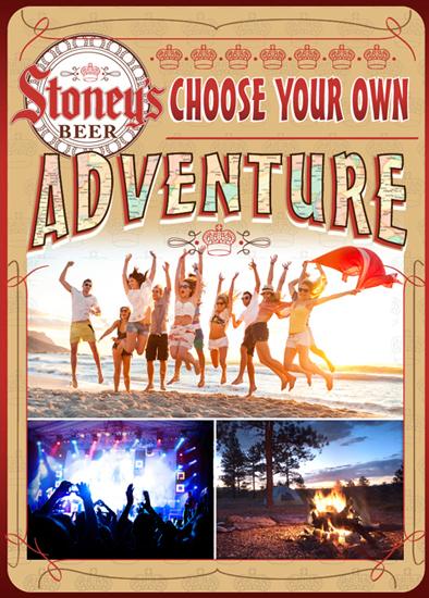 Stoney's Adventure poster