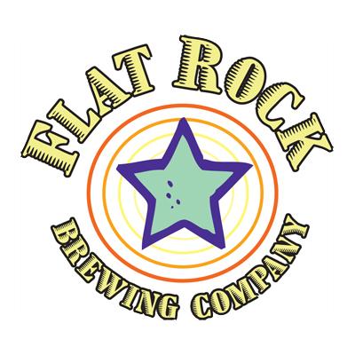 Flat Rock Brewing Company logo